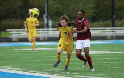 No. 18 Luther tops 'Jackets 4-0