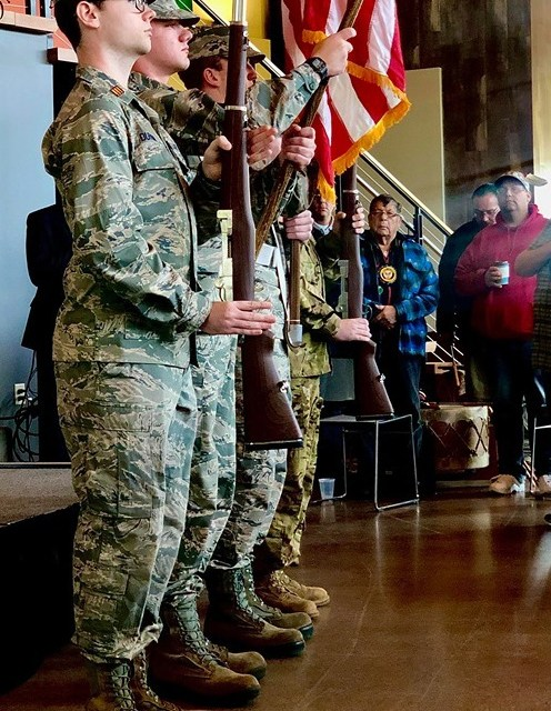 Veterans honored during UWS Veterans Week