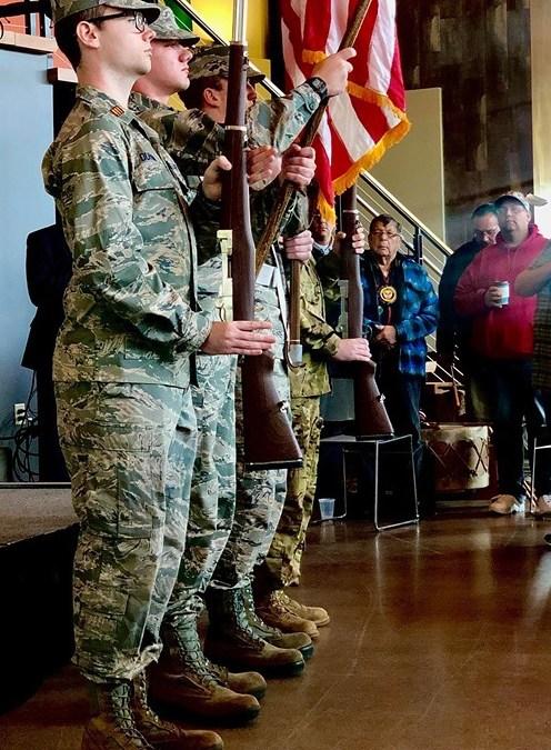 Veterans honored during UWS Veterans Week