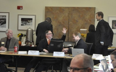 """UW-River Falls hosted UW-System deans for """"Reimagining the Liberal Arts"""""""
