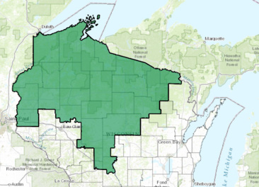Wisconsin 7th Congressional District profiles