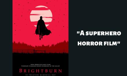 Lo-fi Hive Five Reviews: Brightburn
