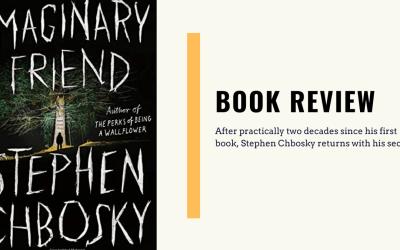 "Lo-fi High Five Reviews: Stephen Chbosky – ""Imaginary Friend"" (2019)"