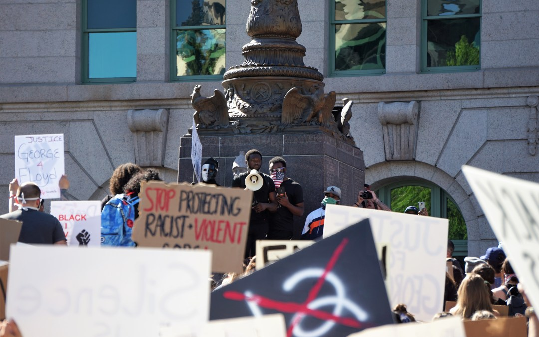 Duluth Protests the Death of George Floyd