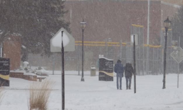 International students and the challenges that they face — Winter Weather