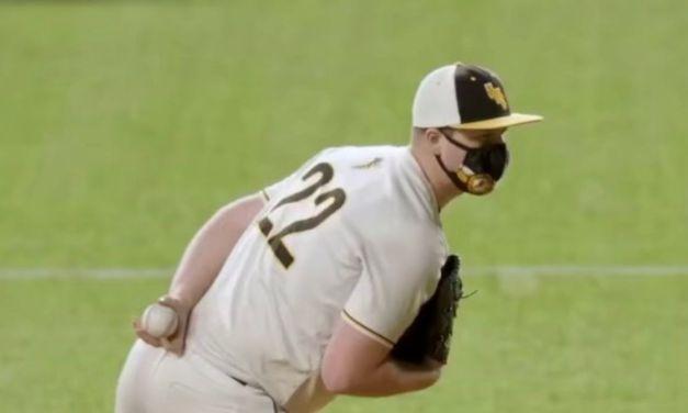 Bender, UWS baseball team, ready to play ball