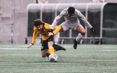 Men's soccer team loses first of season, falls 2-0 against Augsburg