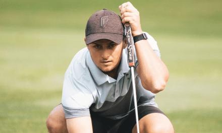 Men's golf 11th at SJU Spring Invite