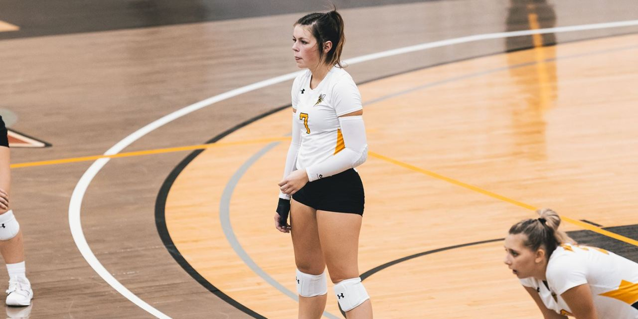 YELLOWJACKETS TAKE IT TO NORTH CENTRAL, WIN 3-0