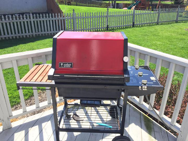 Replacement Parts For My Grill