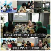 UX Designer Apprentice Workshop - Day 3 - Usability Testing