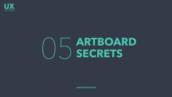 Sketch App Tutorials - 5 Secrets of Artboard You May Not Know - Sketch Tips/Tricks - Sketch 3.7