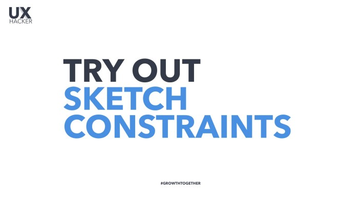 Sketch Tips: How to design adaptive layout in Sketch? Use Sketch Constraints Plugin - UX Hacker