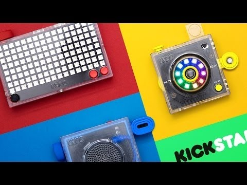 Simple Kits, to Code the World - Product for Backing  - UX Hacker