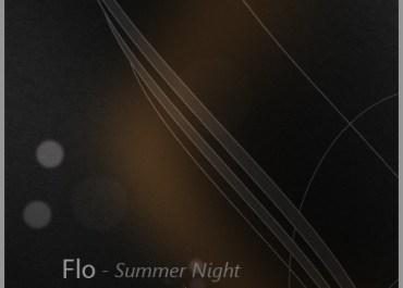 Flo - Summer Night Wallpaper