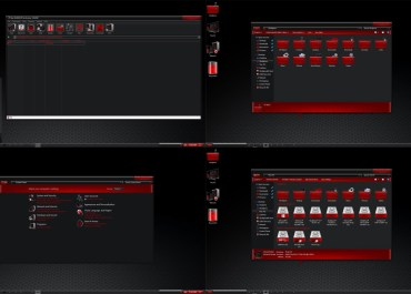 Poison Red for Windows 10