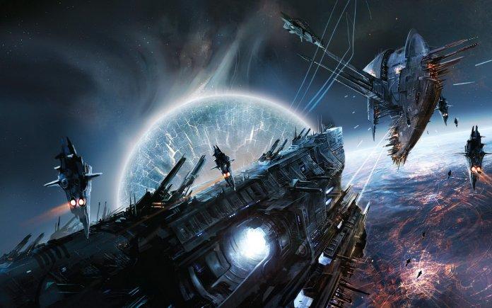 Non-Stop Space Defense Sonsuz Uzayli Aksiyon