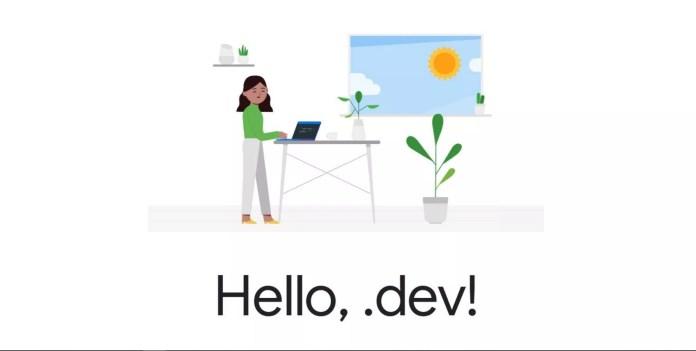 dev domain