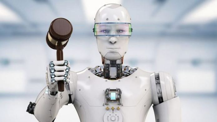 robot hakim estonya