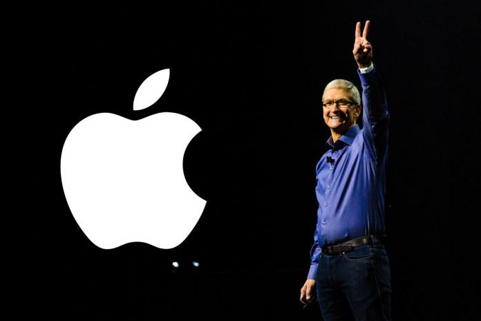 Apple piyasa degeri