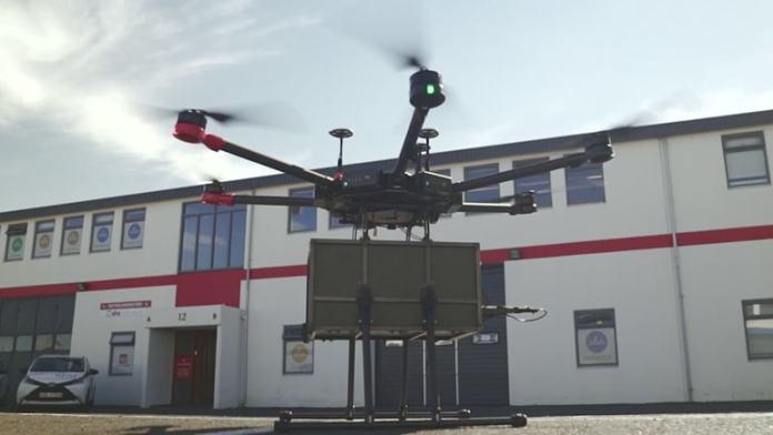 drone ucak organ bagisi