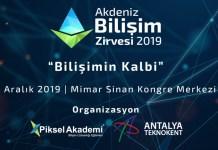 Akdeniz Bilişim Zirversi ABZD2019