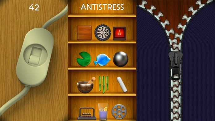 antistress relaxing games