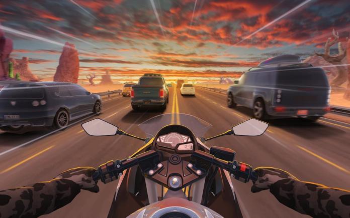 traffic rider gorsel 2
