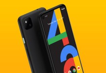 google pixel 4a ozellikleri