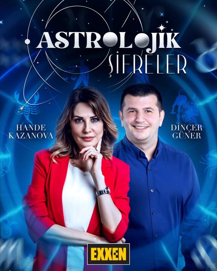 exxen astrolojik sifreler