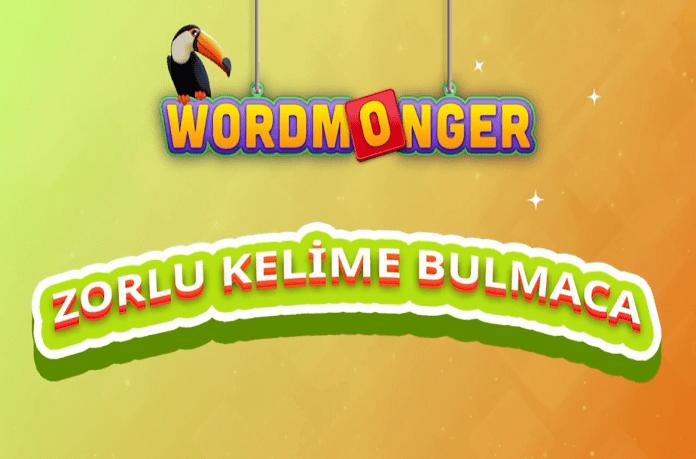 wordmonger kelime bulmaca oyunu