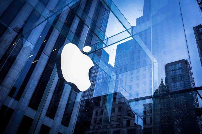 apple hisse senedi fiyati rekor