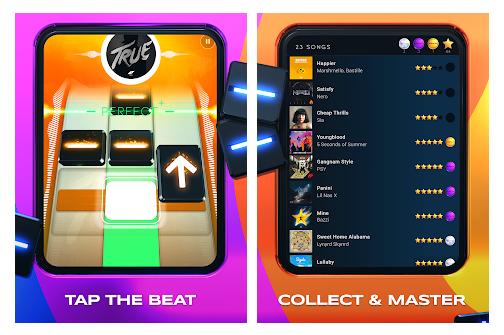 beatstar touch your music muzik oyunu