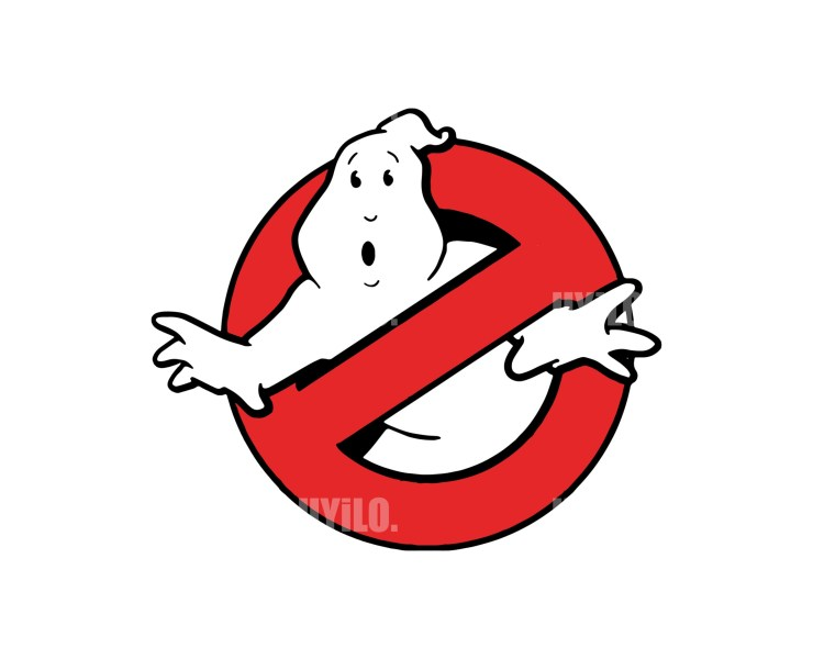 Ghost Busters Logo Instant download in several files