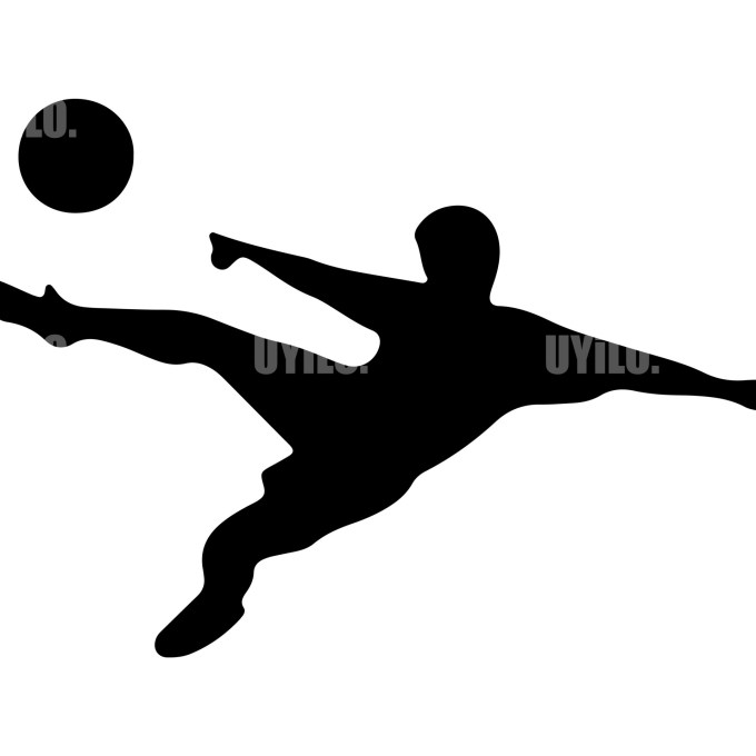 Soccer Player 15 Instant Download in several files