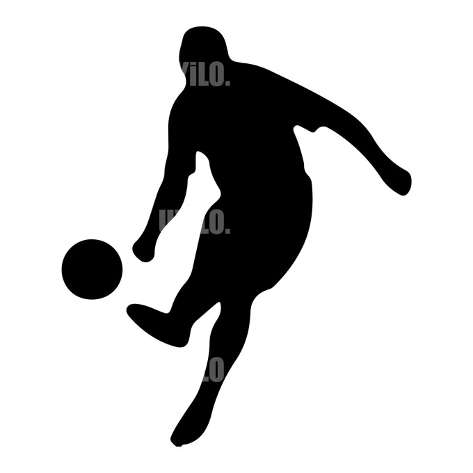 Soccer Player 19 Instant Download in several files