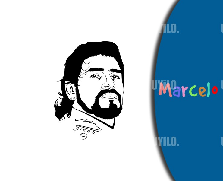 Diego Maradona, Instant Digital Download