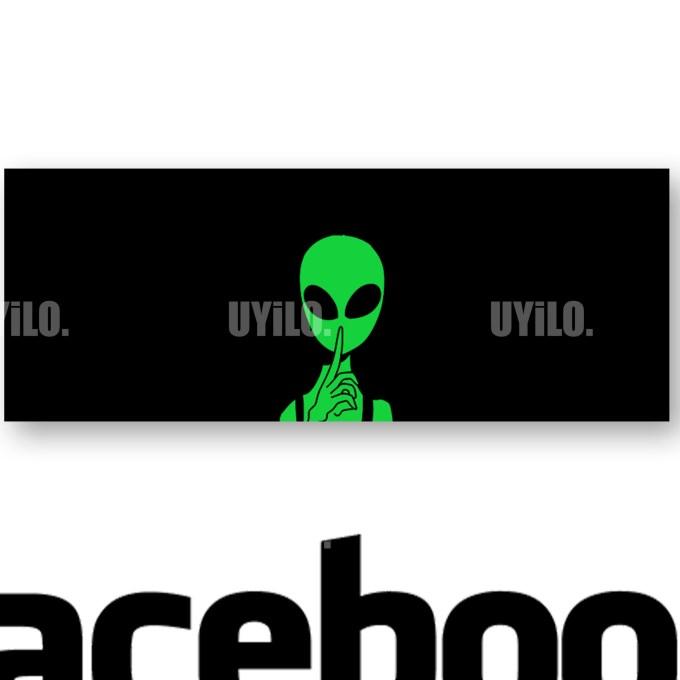 Facebook Cover ALIEN -2