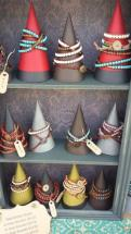 DIY cones for bracelets