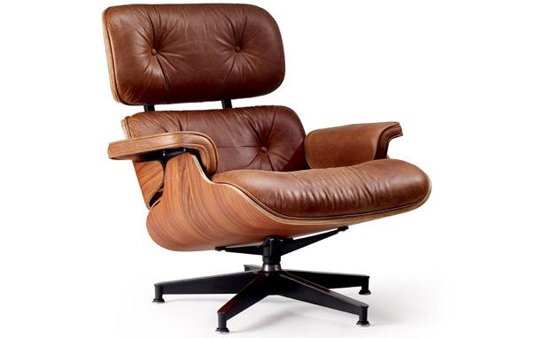 """Кресло реклайнер """"Eames lounge chair"""""""