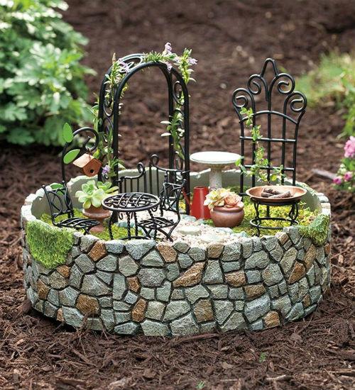 超过190个花园的最佳想法自己做到了
