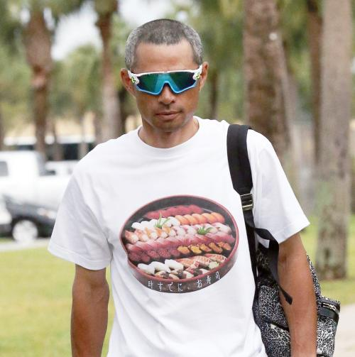 イチローがついにセーラームーンのTシャツを着た?!流石に合成?過去の面白Tシャツをまとめてみた!