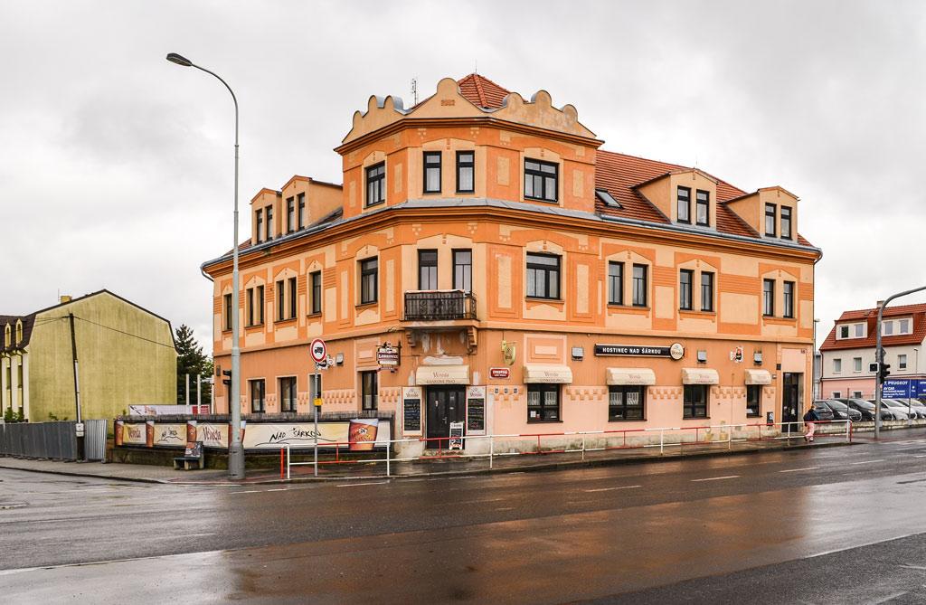 Прага. Пивной ресторан «Nad Šárkou» рядом с аэропортом