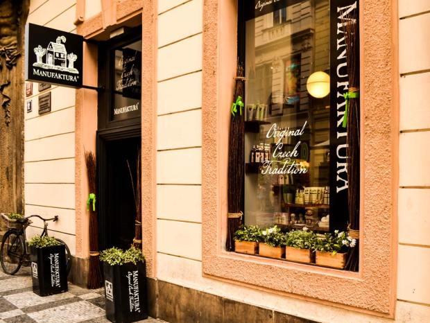 Магазин «Manufaktura»