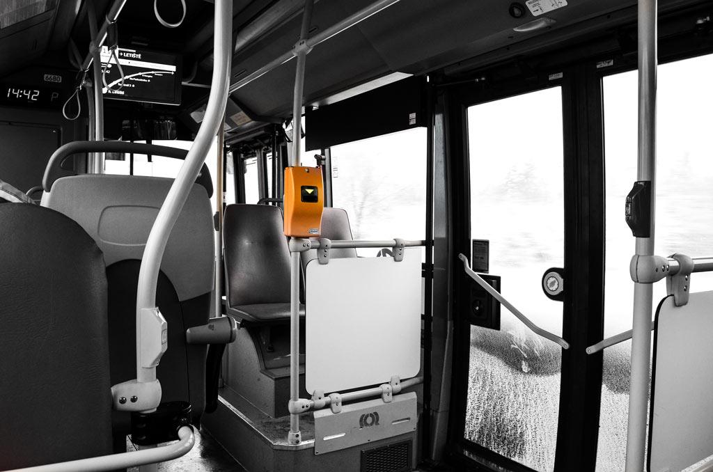 Как пользоваться общественным транспортом в аэропорту Праги