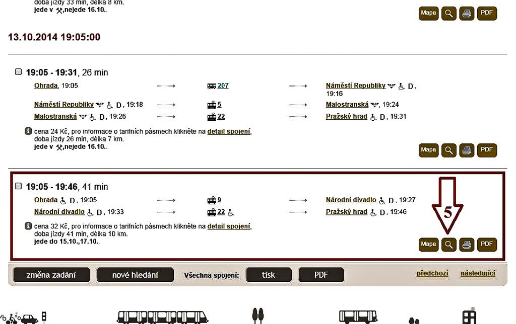 Как правильно передвигаться по Праге на общественном транспорте
