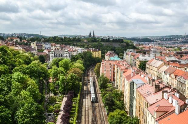 Прогулка по Праге самостоятельно. Вышеград