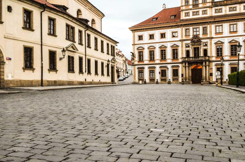 Достопримечательности Праги. Градчаны. Монастырь кармелиток