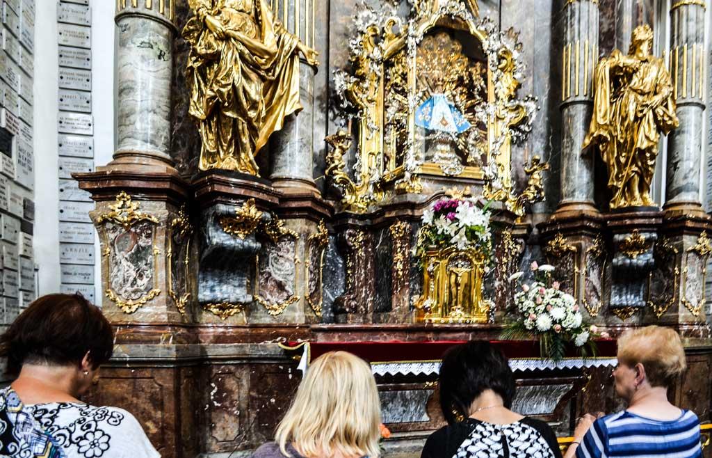 Достопримечательности Праги. Костёл Девы Марии Победоносной. Пражский Иезулатко (Pražské Jezulátko)