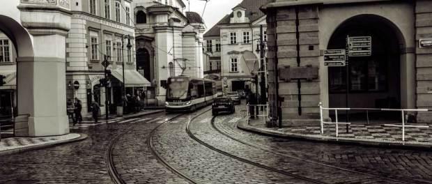 Пивной маршрут по Праге по маршруту трамвая №22